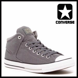 CONVERSE SNEAKERS Stylish Grey High Tops